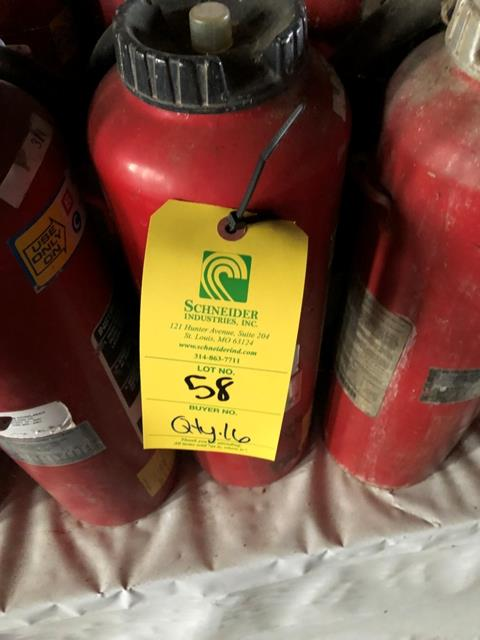 Fire Extinguisher, Qty. 16 - Image 2 of 2
