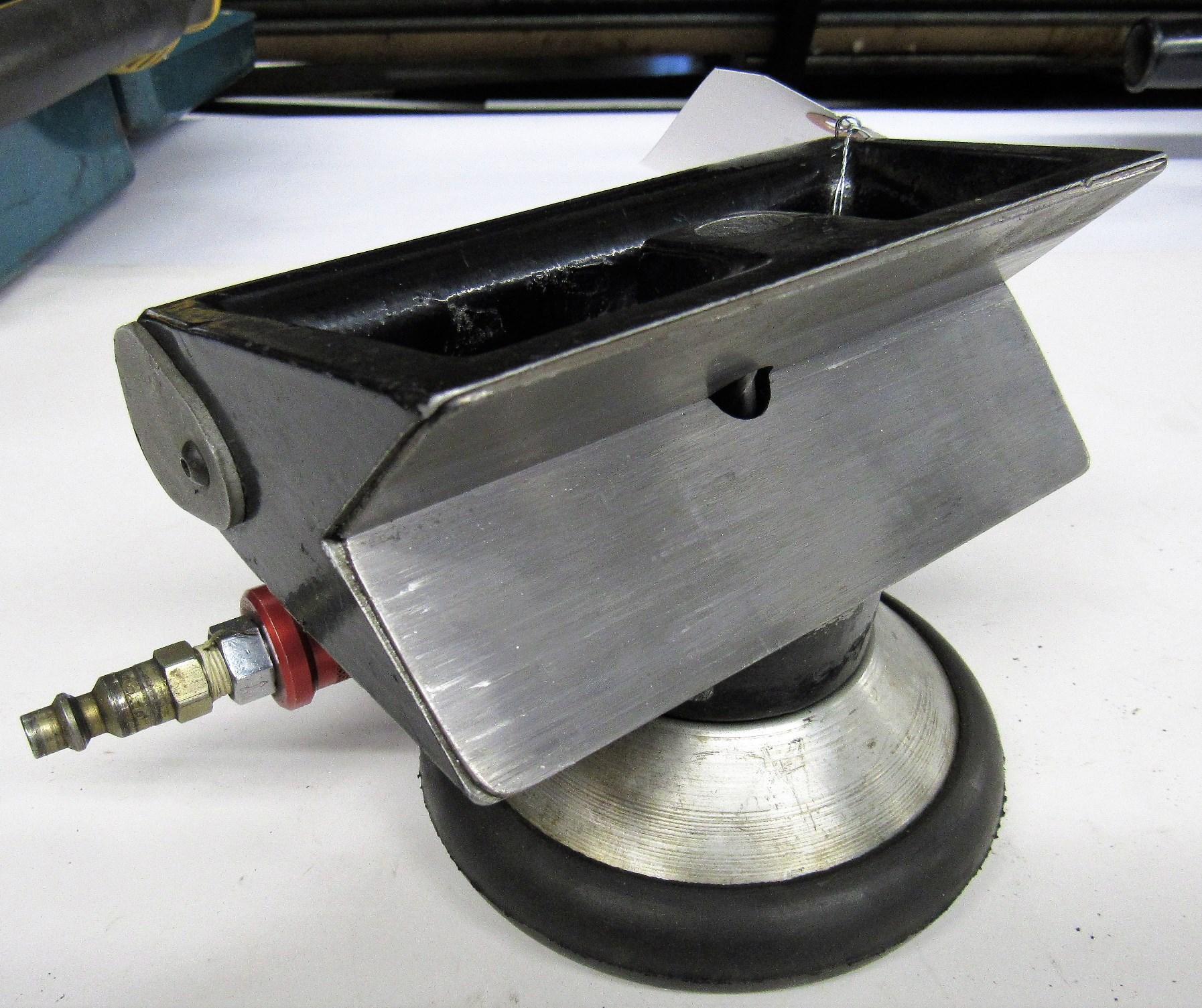 Heck Industries Pnuematic Turbo-Burr DeBurring Tool