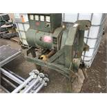 PTO POWERED GENERATOR 15KVA RATED….sold under the Auctioneer's Margin Scheme, therefore NO VAT