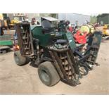 Hayter Beaver T44 4wd ride on mower, recent new tyres, cylinders and drive pump, sold due to