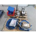 4 x FREUND 2013 MINICUT ELECTRIC TRIMMER SYSTEM.