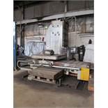 BERTHIEZ 5'' HORIZONTAL TABLE TYPE BORING MILL, MODEL TR135/90-V CNC, FAGOR CNC CONTROL, 58'' X