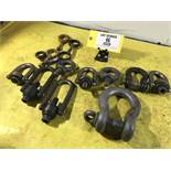 Assorted Lifting Devices: Assorted Lot, Crevices