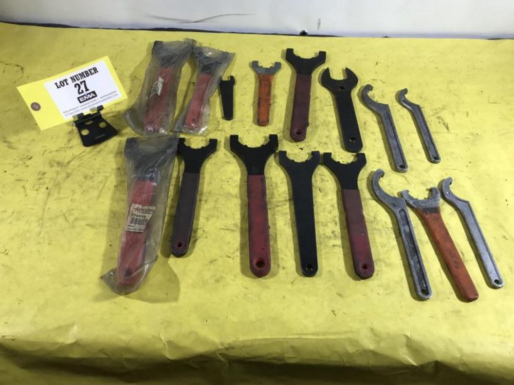 Chuck Wrenches
