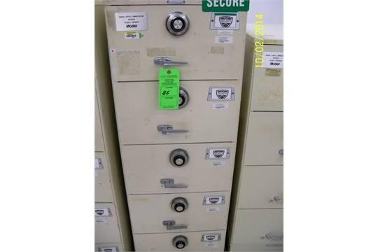 4-DRAWER MOSLER SAFE ( SECURE AREA)