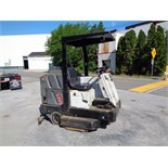 Lot 35 - Advance 3800 Electric Floor Sweeper/Scrubber