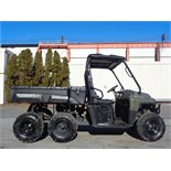 Lot 34 - 2014 Polaris Ranger 6x6 Utility Vehicle