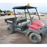Lot 34A - 2010 Club Car XRT1550D 4x4 Utility Vehicle