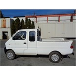 Lot 33 - Tiger Mini Utility Truck - Gas - Heat & AC