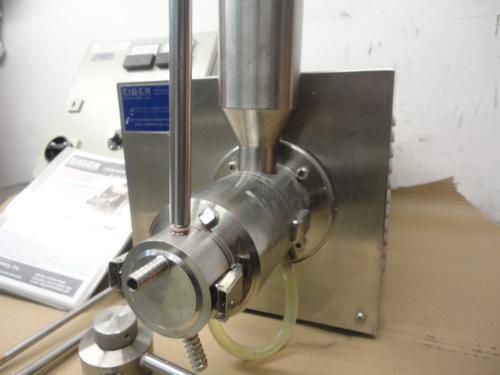 Eiger SS horizontal lab/pilot media mill, Model 250-VSE-EXP, S/N 10135 - Image 6 of 17