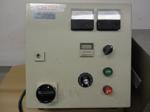 Eiger SS horizontal lab/pilot media mill, Model 250-VSE-EXP, S/N 10135 - Image 9 of 17