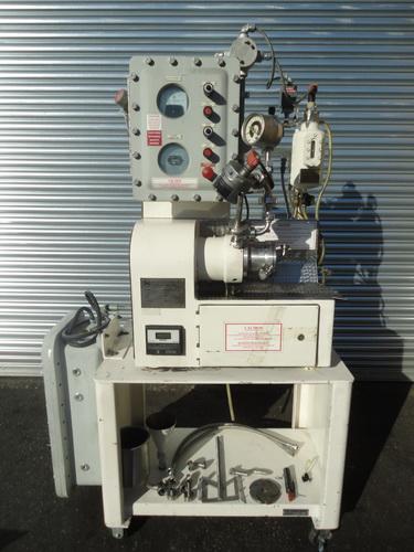 Netzsch Pilot Horizontal Media Mill, LMZ-05, S/N 204379