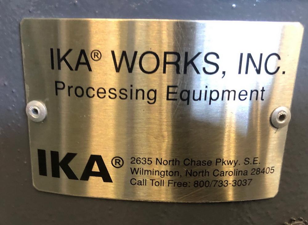 IKA Dispax 10HP High Shear Inline Mixer, Type DR2000/05 - Image 4 of 16