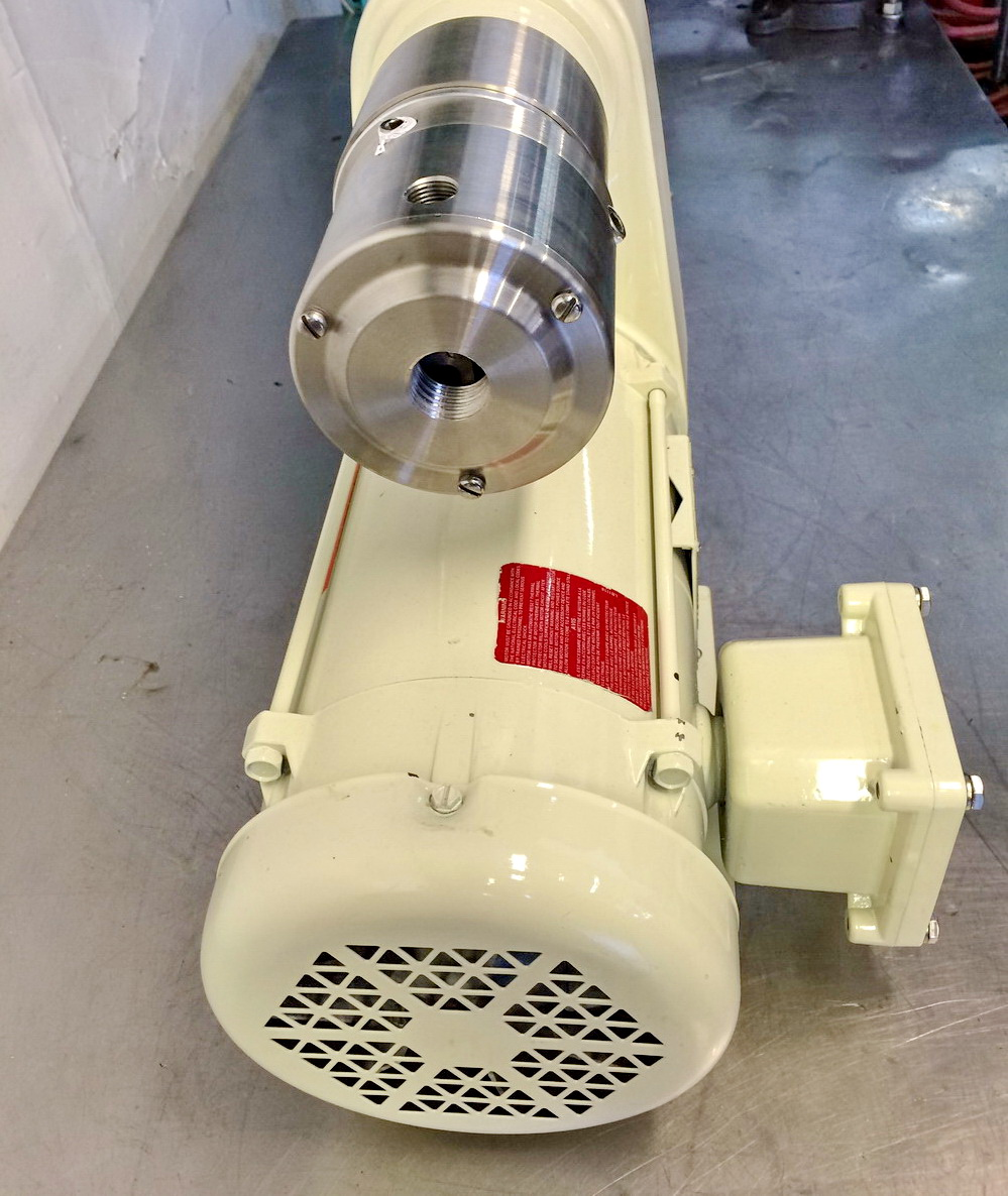 New/Unused Ross Lab Size Inline Rotor/Stator High Shear Mixer, Model HSM-400DL S/N 105004 - Image 4 of 6
