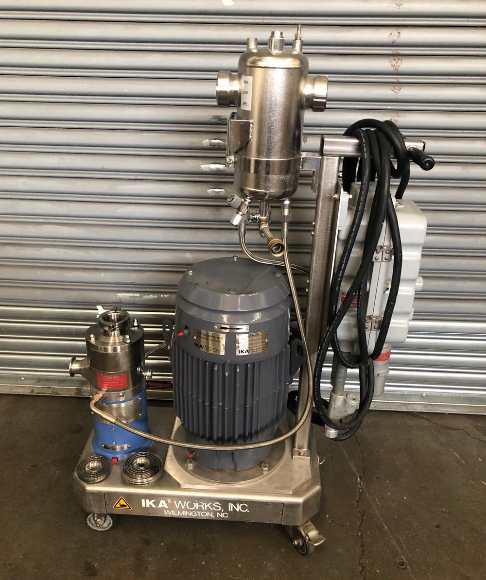 IKA Dispax 10HP High Shear Inline Mixer, Type DR2000/05