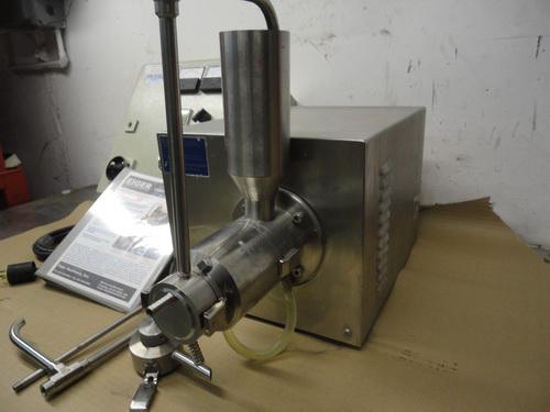 Eiger SS horizontal lab/pilot media mill, Model 250-VSE-EXP, S/N 10135 - Image 5 of 17