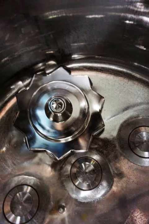 Krieger approx. 125 Liter Stainless Steel Jacketed Pressure Vessel, S/N 0503-9394 - Image 10 of 11