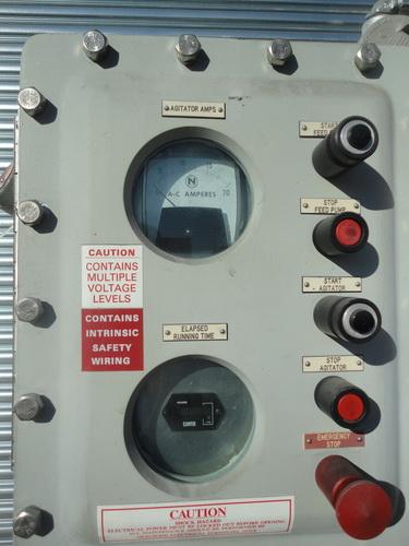 Netzsch Pilot Horizontal Media Mill, LMZ-05, S/N 204379 - Image 8 of 15