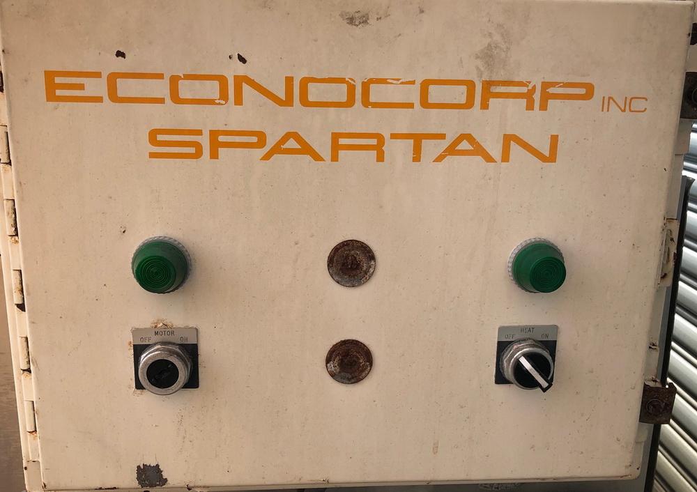 "Econocorp Econoseal ""Spartan"" Model 4286, S/N 4354. - Image 8 of 8"