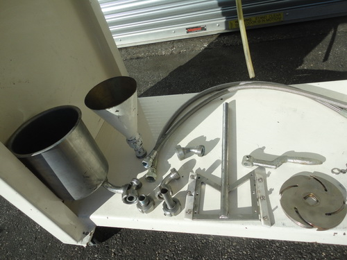 Netzsch Pilot Horizontal Media Mill, LMZ-05, S/N 204379 - Image 11 of 15