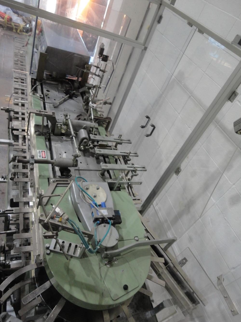 CAM Automatic Vertical Cartoner, Model C13295-AV78-22 - Image 10 of 10