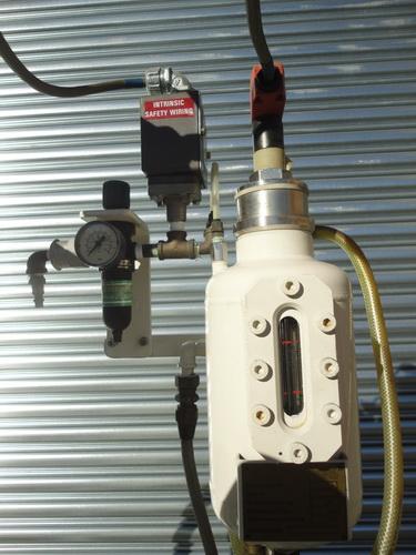 Netzsch Pilot Horizontal Media Mill, LMZ-05, S/N 204379 - Image 6 of 15