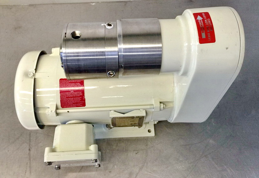 New/Unused Ross Lab Size Inline Rotor/Stator High Shear Mixer, Model HSM-400DL S/N 105004 - Image 3 of 6