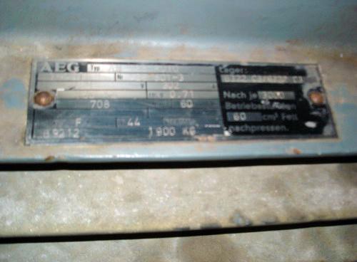 APV/Rannie Piston Homogenizer, S/N 1-89173 - Image 11 of 11