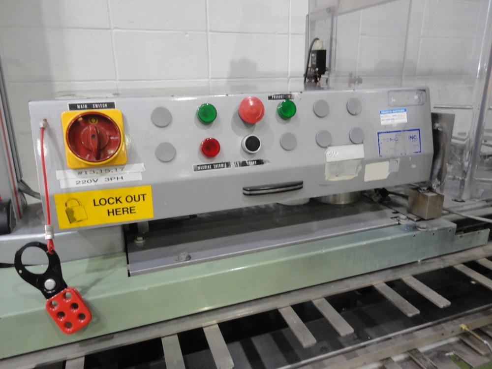 CAM Automatic Vertical Cartoner, Model C13295-AV78-22 - Image 7 of 10