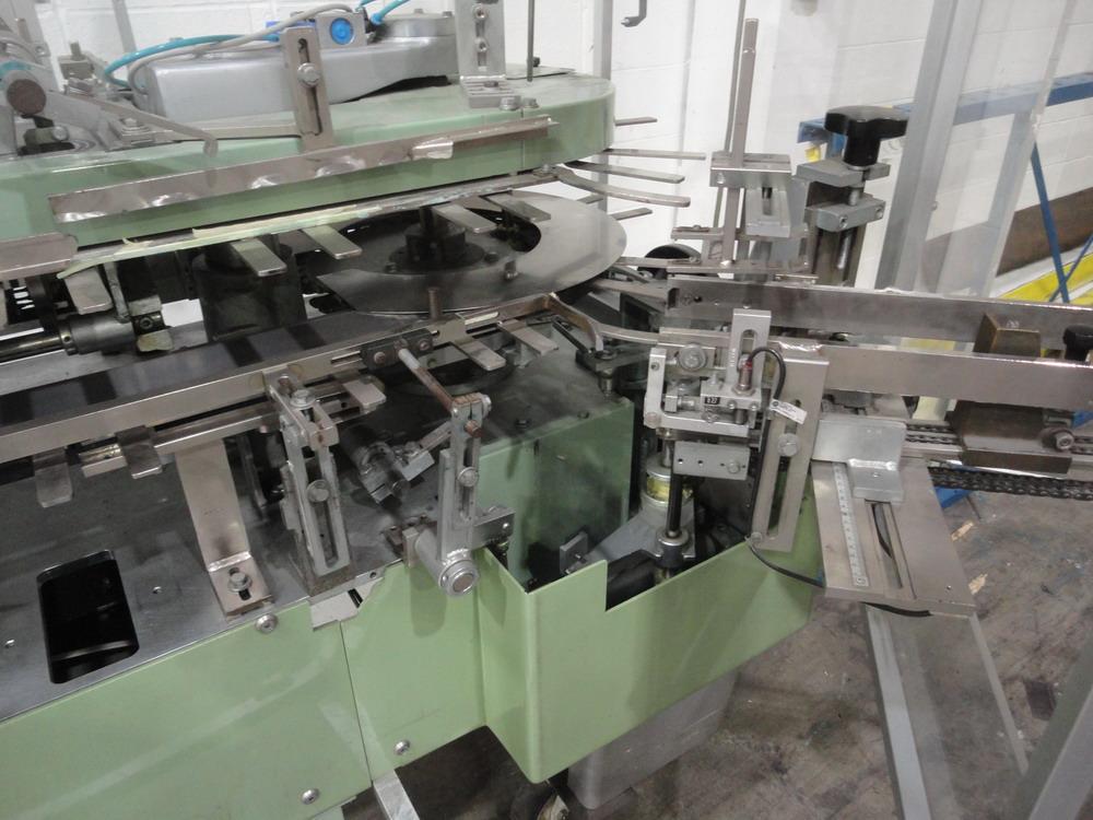 CAM Automatic Vertical Cartoner, Model C13295-AV78-22 - Image 8 of 10