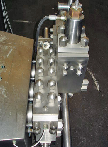 APV/Rannie Piston Homogenizer, S/N 1-89173 - Image 6 of 11