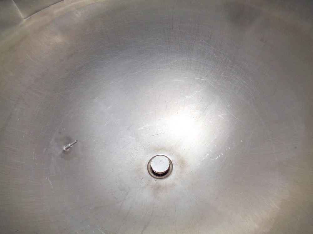 Lee 300 gallon Stainless Steel Jacketed Kettle, Model 300D, S/N A-5041-A, NB# 2165 - Image 2 of 6