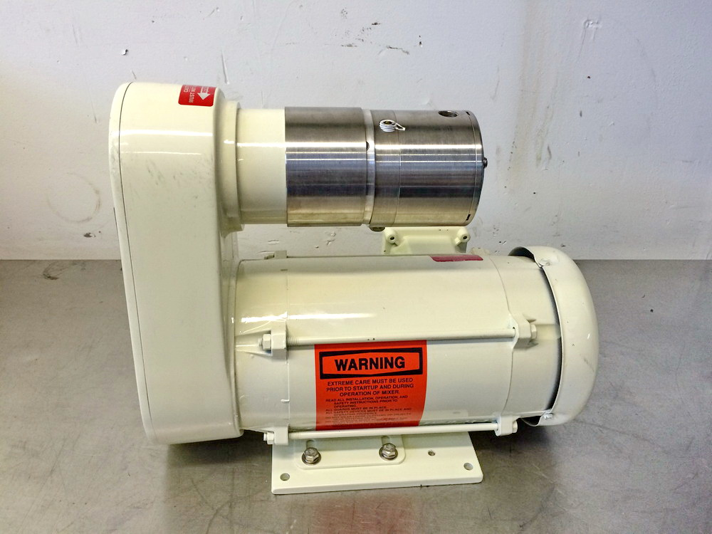New/Unused Ross Lab Size Inline Rotor/Stator High Shear Mixer, Model HSM-400DL S/N 105004 - Image 6 of 6