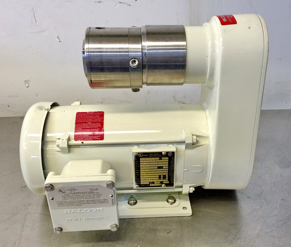 New/Unused Ross Lab Size Inline Rotor/Stator High Shear Mixer, Model HSM-400DL S/N 105004 - Image 2 of 6