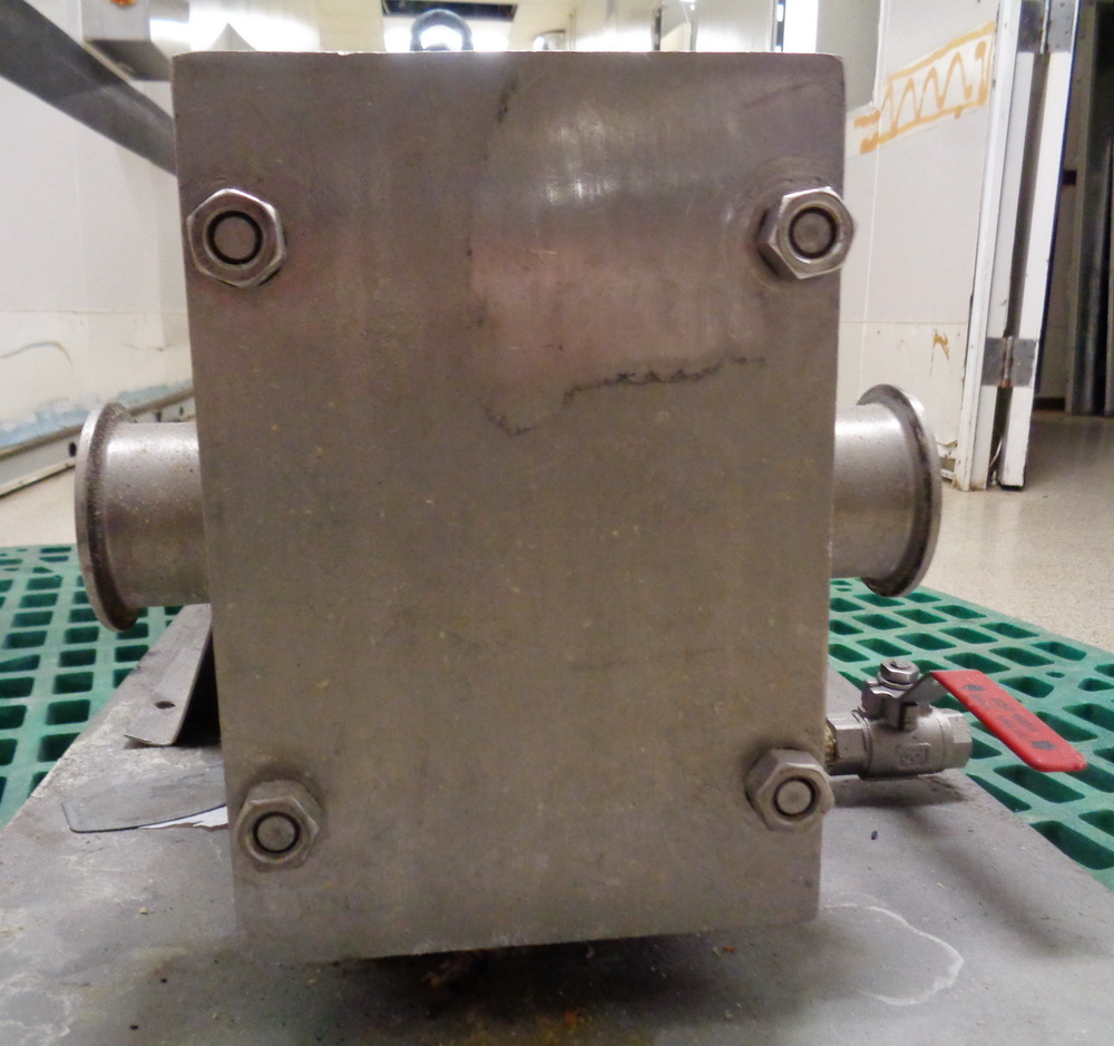 APV 7 1/2 HP Stainless Steel Positive Displacement Pump, Model R31S. - Image 3 of 4