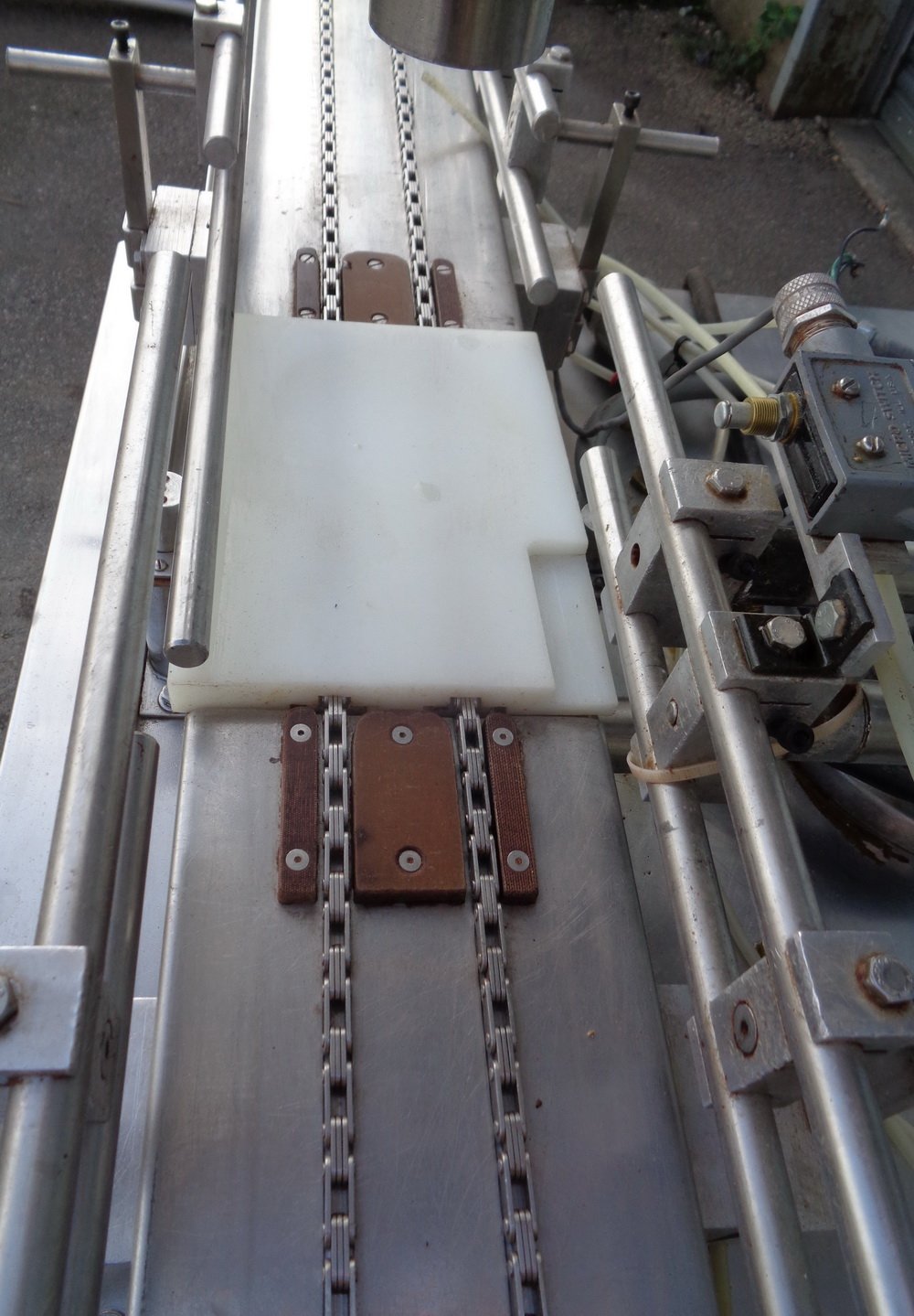 Mateer Automatic Single Head Auger Filler, Model 33-A, S/N A-467 - Image 5 of 10