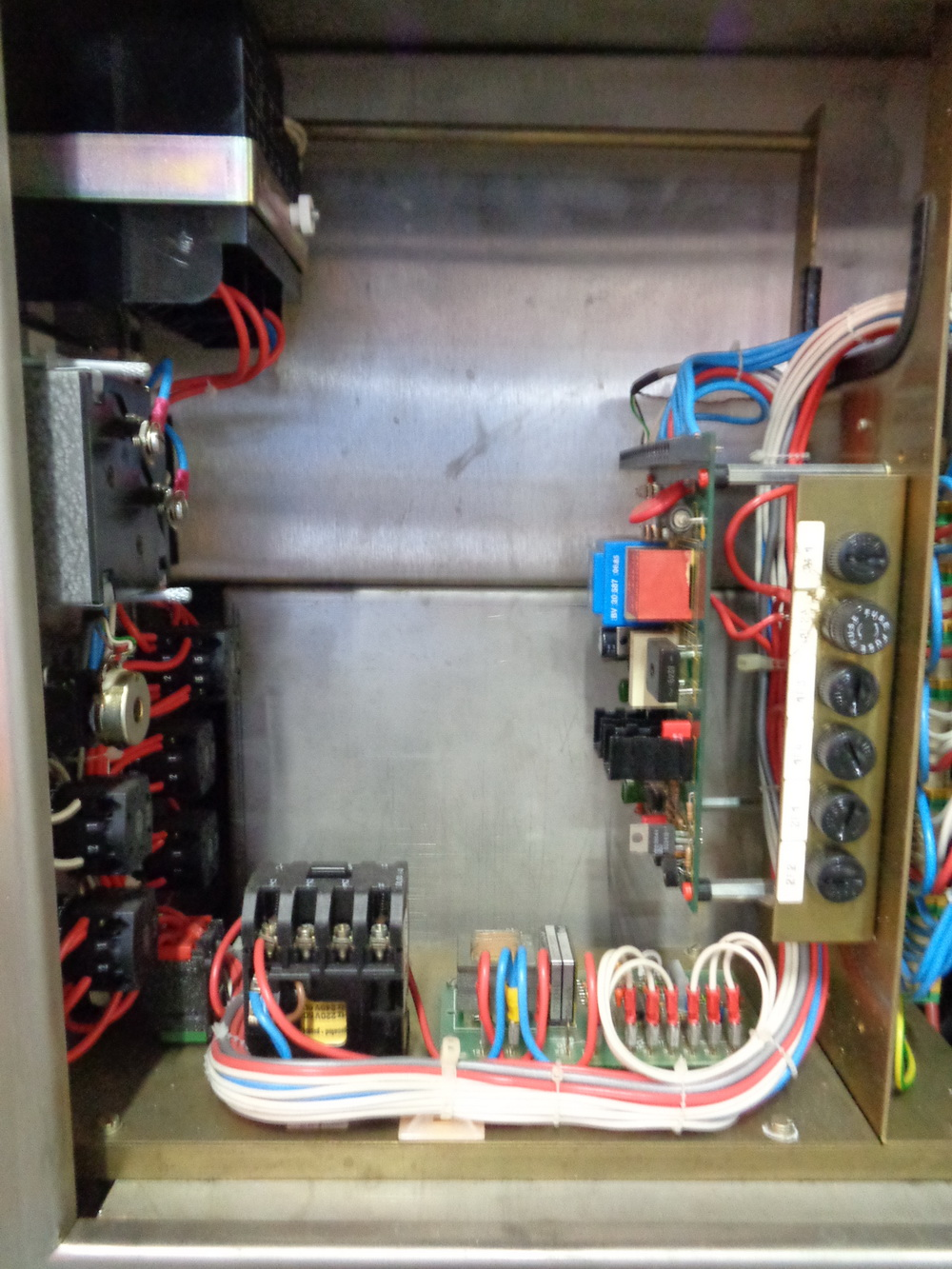 Haagen Rinau (Ekato) 1 gallon SS Vacuum/Jacketed Lab Process Mixer, Model Unimix, S/N 866-3276 - Image 9 of 10