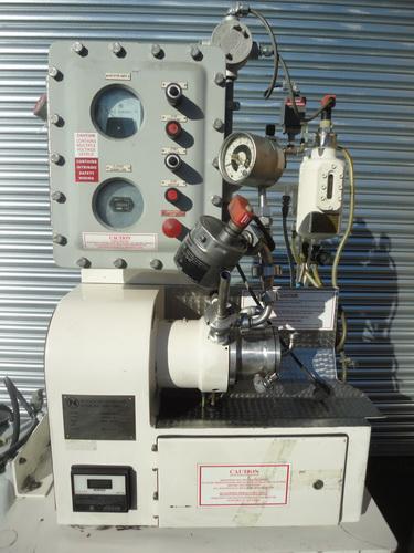Netzsch Pilot Horizontal Media Mill, LMZ-05, S/N 204379 - Image 2 of 15