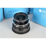 Corfield WA67 Lenses: six Schneider Super-Angulon f/5.6 47mm lenses, serial nos. 14387149 / 14395852