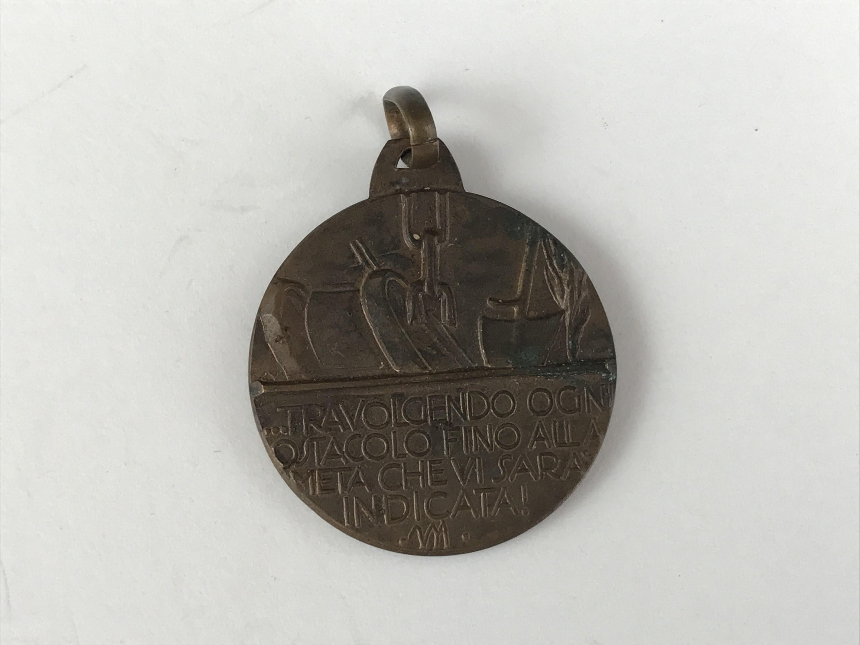 Lot 45 - A Fascist Italian Somalia medal