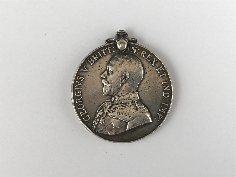 Lot 21 - A George V Military Medal to 337 Sjt J W Masson, 1 Gordon Highlanders, (a/f)