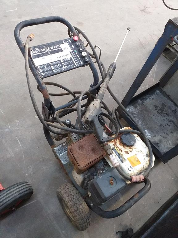 Lot 254 - A Pro-Power Washer