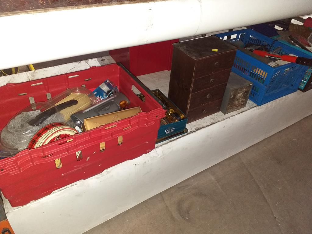 Lot 588 - Assorted Hand Tools and Gardening Equipment