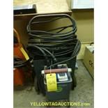 Magnatek Testing Magnetic Partical Inspector Equipment | Type: P-90; Serial No. 74571; Line 230V; Li