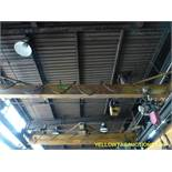 2 Ton Overhead Crane | Includes: Coffing 2 Ton Chain Hoist