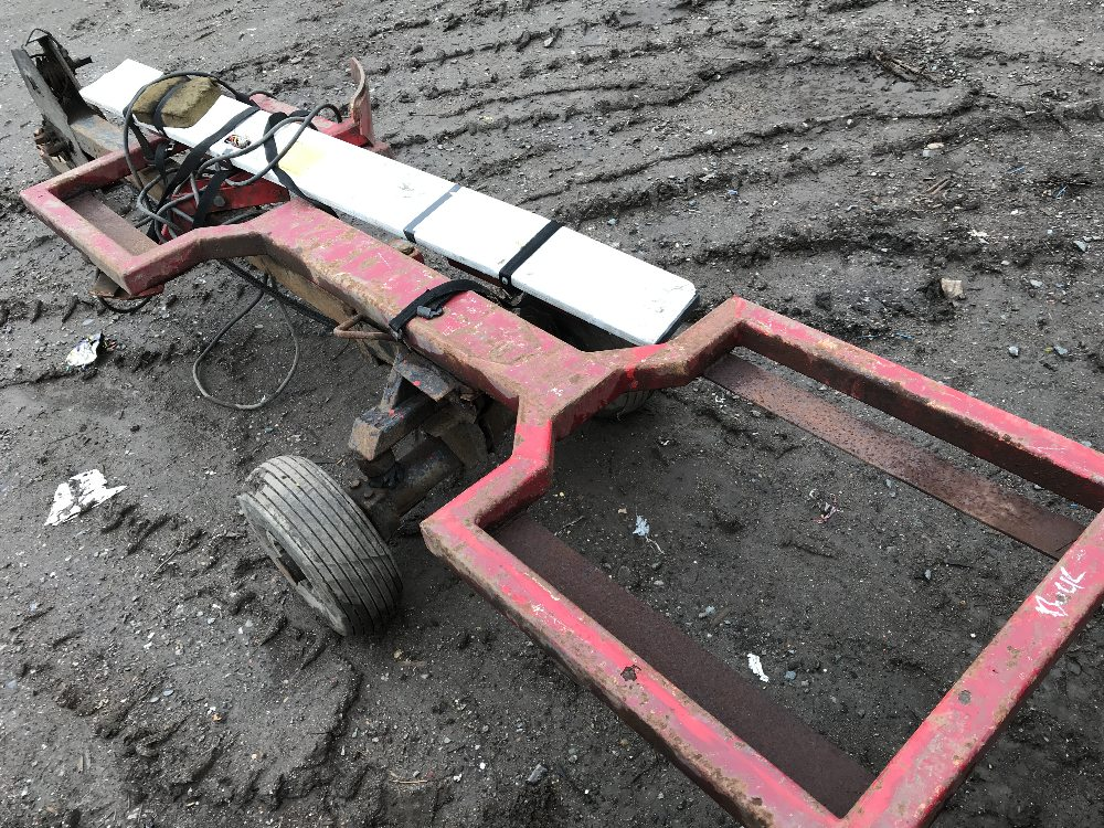 Lot 44 - Car towing dolly....NO VAT ON HAMMER PRICE