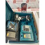 MAKITA 18V Cordless Drill w/ Battery and (2) Chargers
