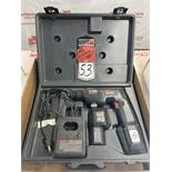 SKIL 12V Cordless Drill w/ (2) Batteries and Charger