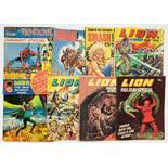 Fantastic Summer Special 1 (1968), Smash Holiday Special 1, 2 (1969, 1970). Only these two issues