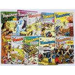 Tomahawk 11-20 (1950s Strato UK reprints). A few [vg], balance [vg+/fn] (10)